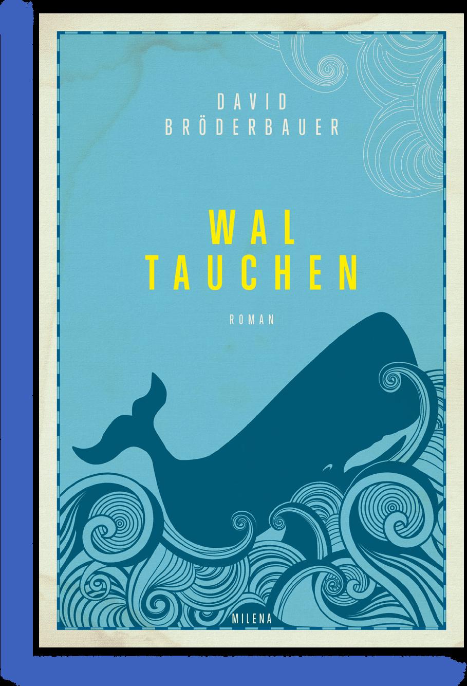 Buch cover von Waltauchen