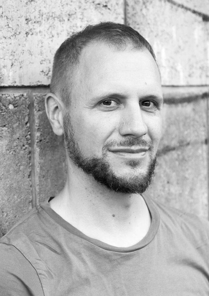 Portrait von David Bröderbauer