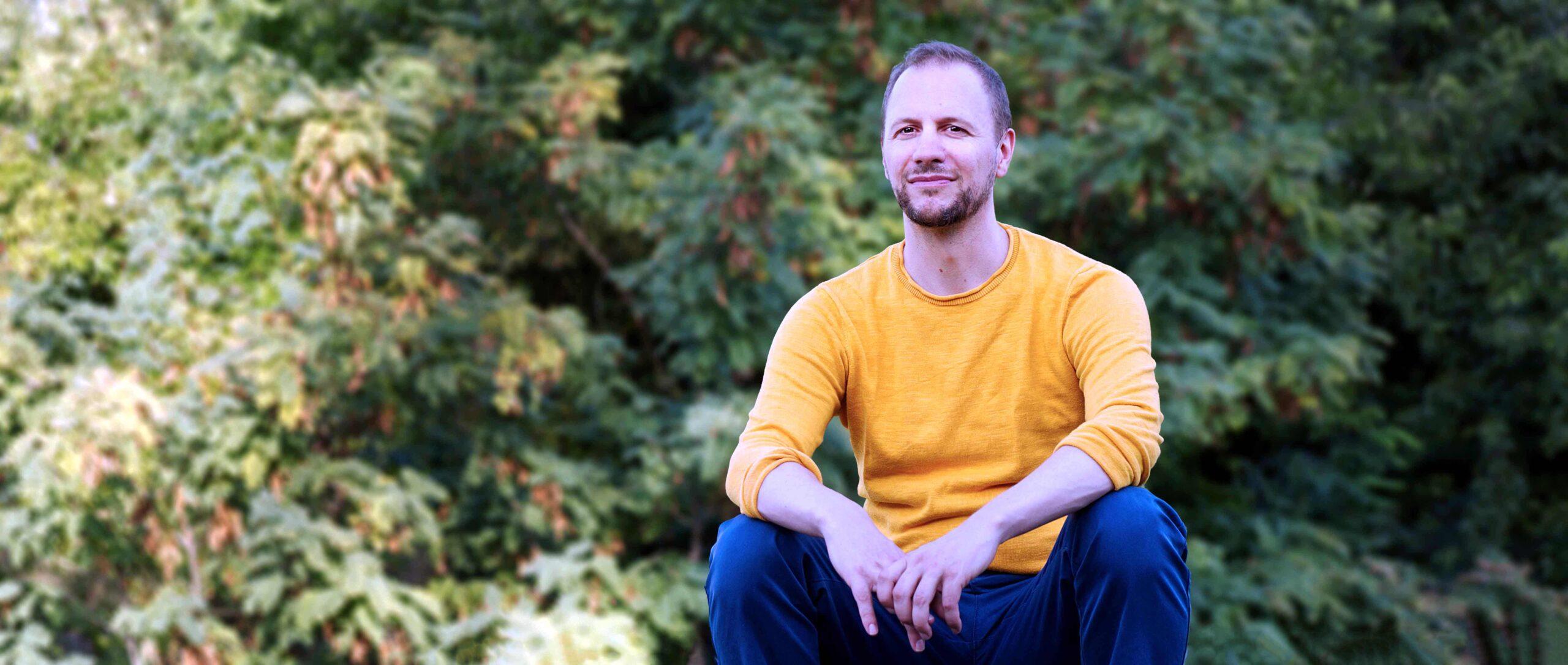David Bröderbauer im Protrait